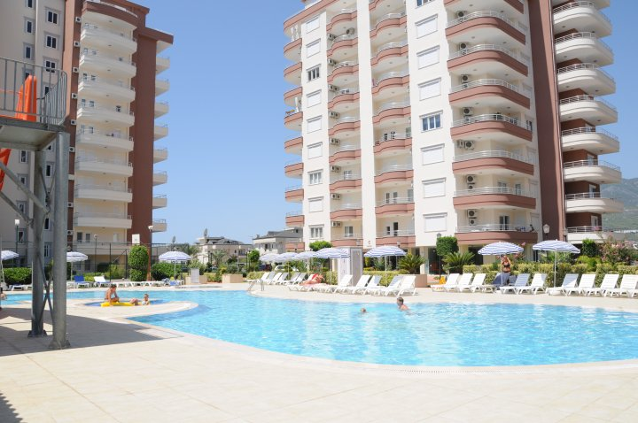 prestige residence real estate alanya